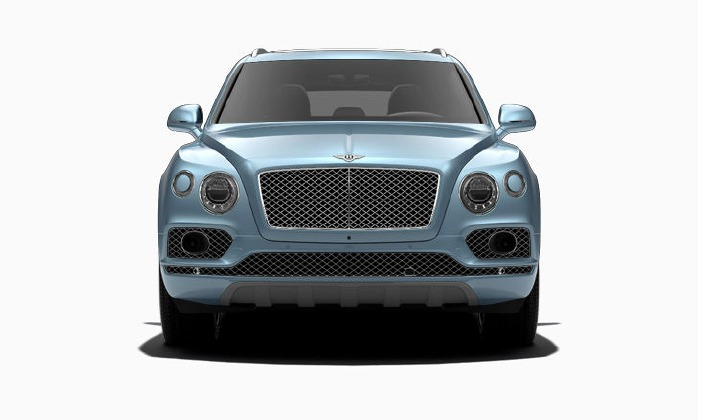Used 2017 Bentley Bentayga  For Sale In Greenwich, CT 1200_p2