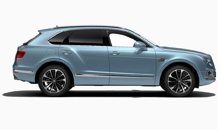 Used 2017 Bentley Bentayga  For Sale In Greenwich, CT 1200_p3
