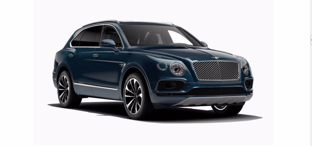 Used 2017 Bentley Bentayga W12 For Sale In Greenwich, CT 1201_main