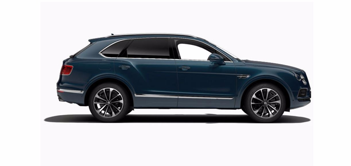 Used 2017 Bentley Bentayga W12 For Sale In Greenwich, CT 1201_p3