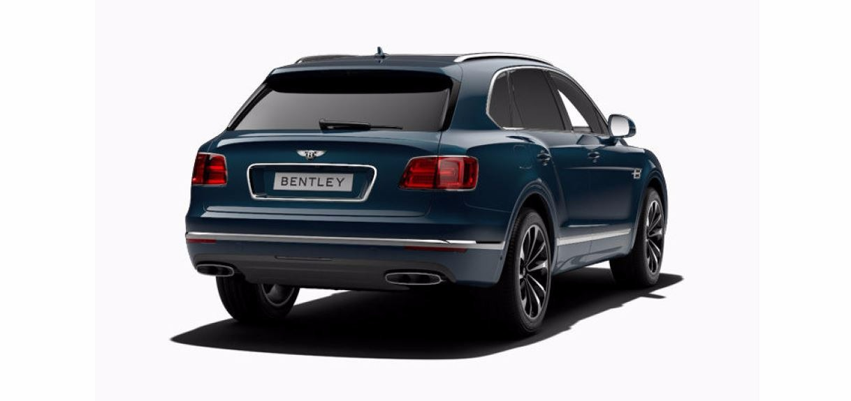 Used 2017 Bentley Bentayga W12 For Sale In Greenwich, CT 1201_p4