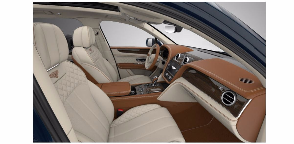 Used 2017 Bentley Bentayga W12 For Sale In Greenwich, CT 1201_p6