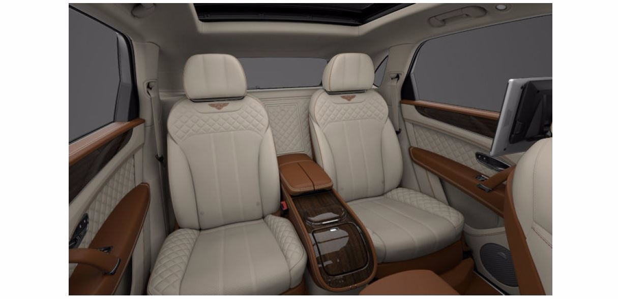Used 2017 Bentley Bentayga W12 For Sale In Greenwich, CT 1201_p8