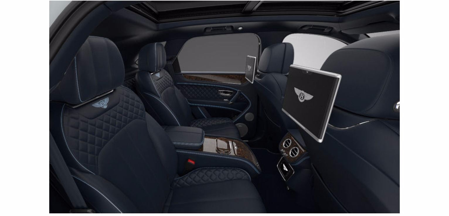 Used 2017 Bentley Bentayga W12 For Sale In Greenwich, CT 1202_p7