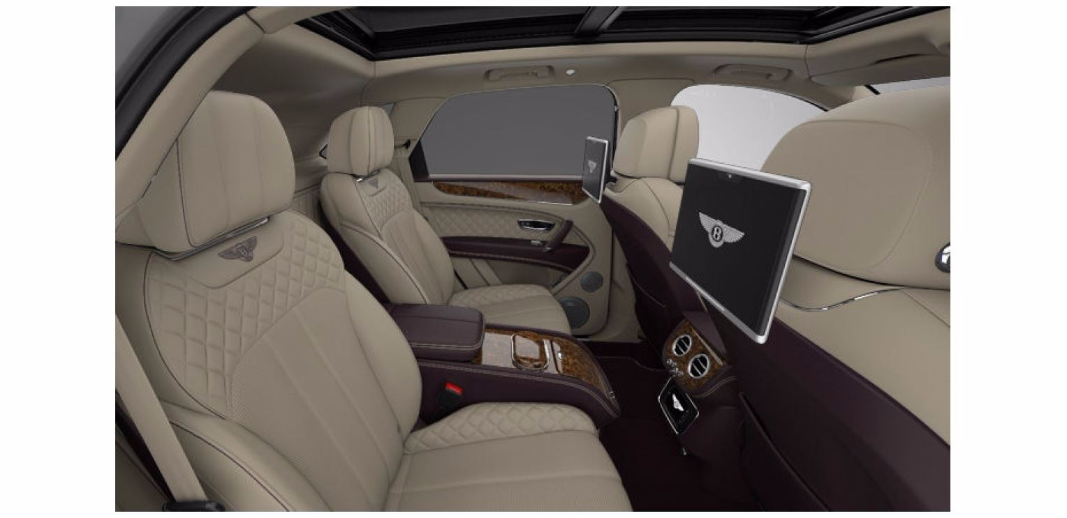 Used 2017 Bentley Bentayga W12 For Sale In Greenwich, CT 1203_p7