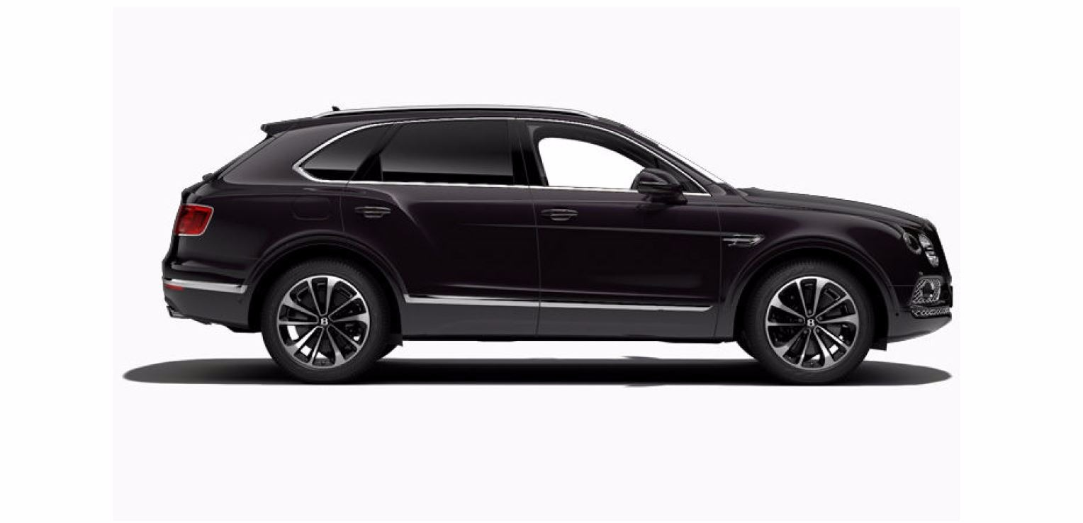 Used 2017 Bentley Bentayga W12 For Sale In Greenwich, CT 1204_p3