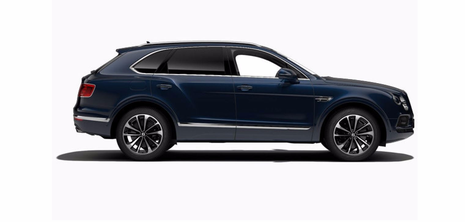 Used 2017 Bentley Bentayga W12 For Sale In Greenwich, CT 1205_p3
