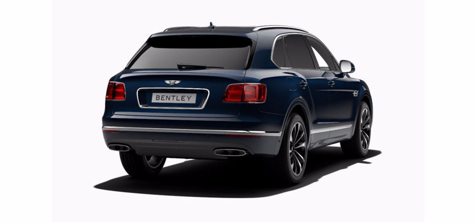 Used 2017 Bentley Bentayga W12 For Sale In Greenwich, CT 1205_p4