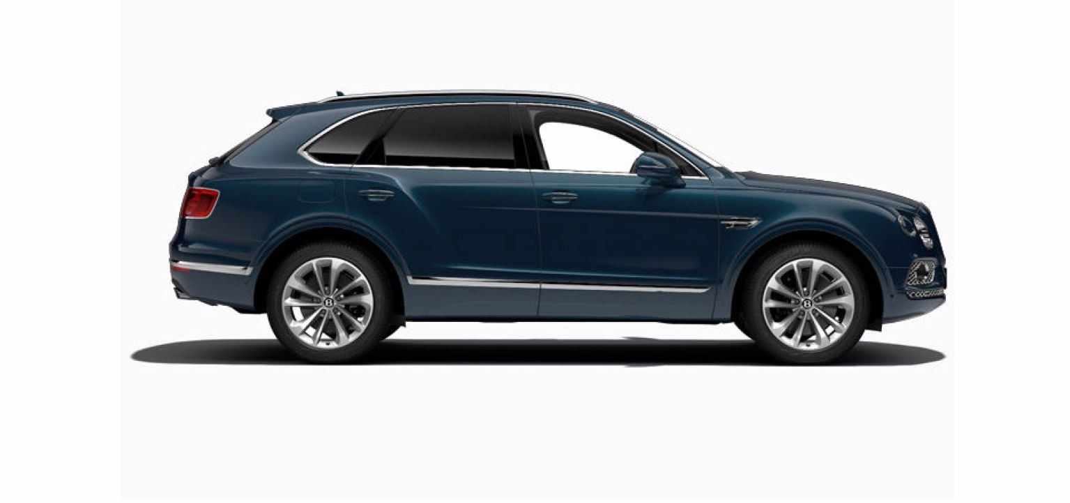 Used 2017 Bentley Bentayga W12 For Sale In Greenwich, CT 1206_p3
