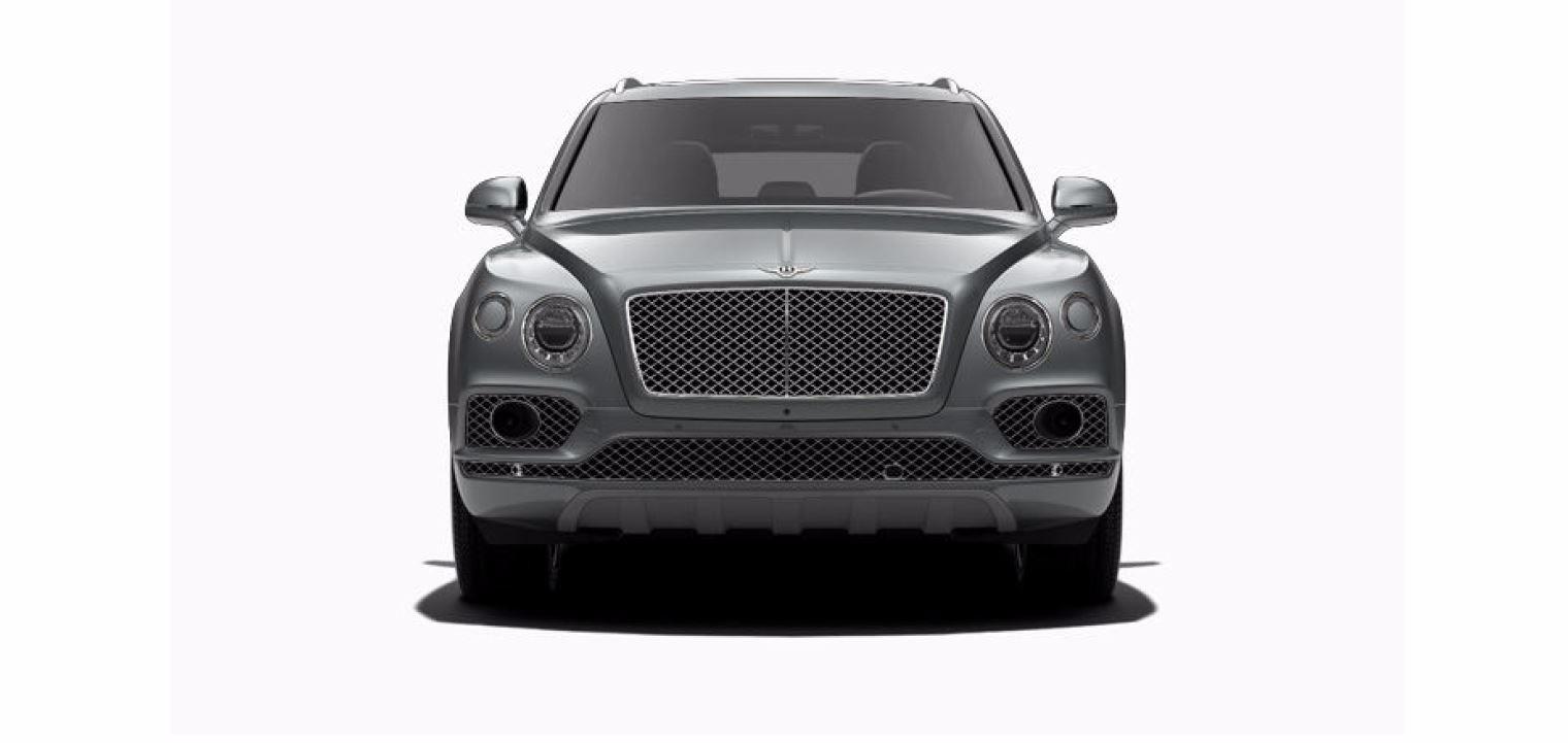 Used 2017 Bentley Bentayga W12 For Sale In Greenwich, CT 1208_p2