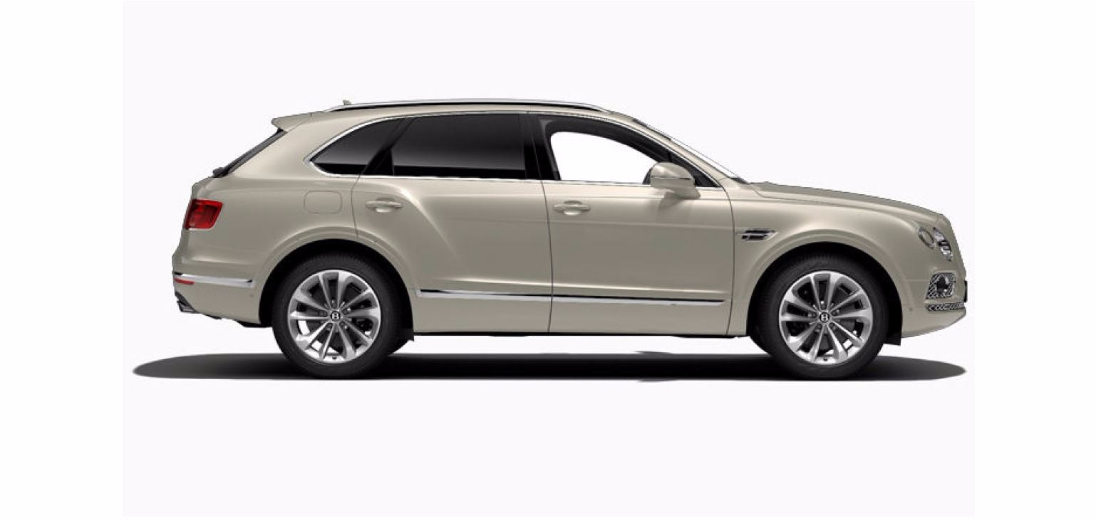 Used 2017 Bentley Bentayga W12 For Sale In Greenwich, CT 1209_p3