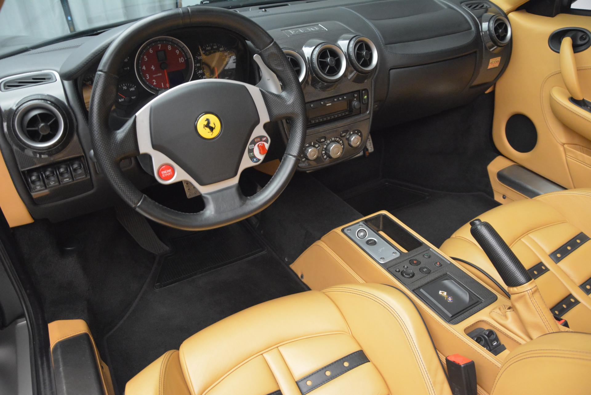 Used 2005 Ferrari F430 Spider F1 For Sale In Greenwich, CT 121_p25