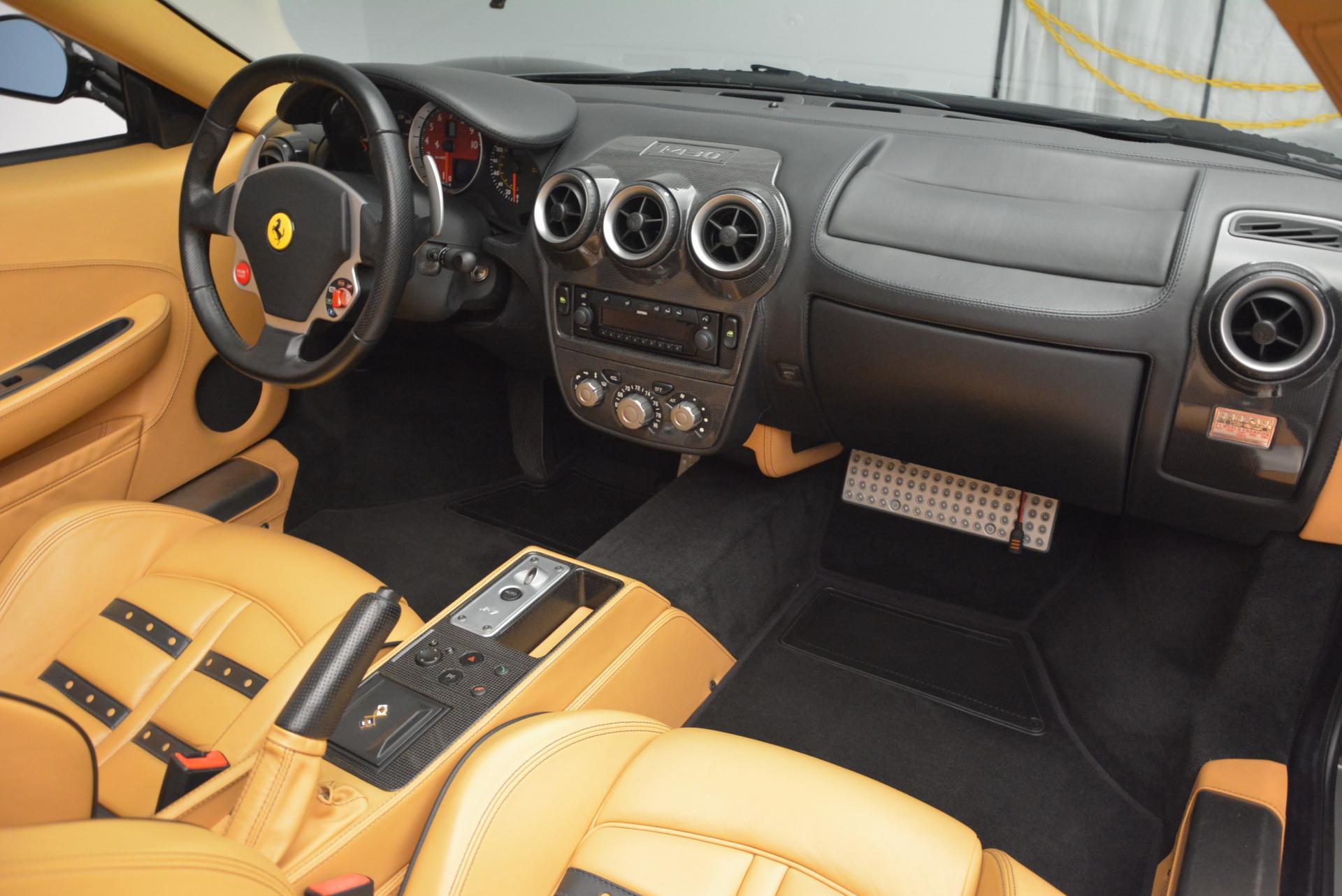 Used 2005 Ferrari F430 Spider F1 For Sale In Greenwich, CT 121_p29