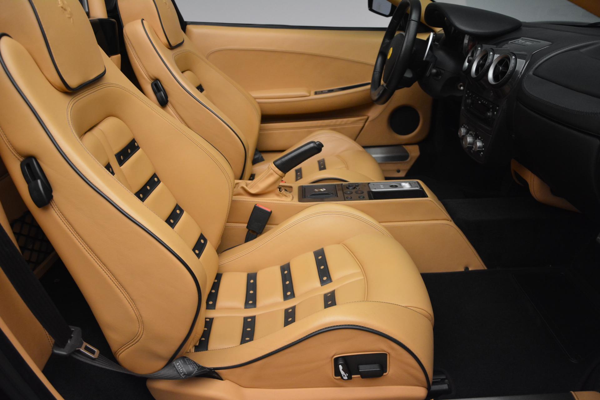 Used 2005 Ferrari F430 Spider F1 For Sale In Greenwich, CT 121_p30