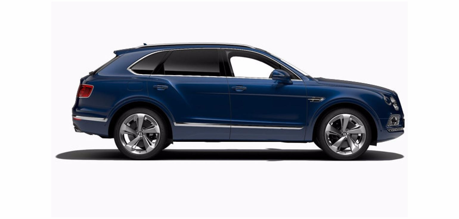 Used 2017 Bentley Bentayga W12 For Sale In Greenwich, CT 1210_p3