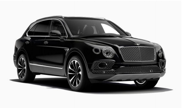 Used 2017 Bentley Bentayga  For Sale In Greenwich, CT 1211_main