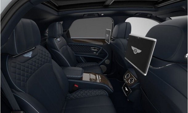 Used 2017 Bentley Bentayga  For Sale In Greenwich, CT 1212_p7