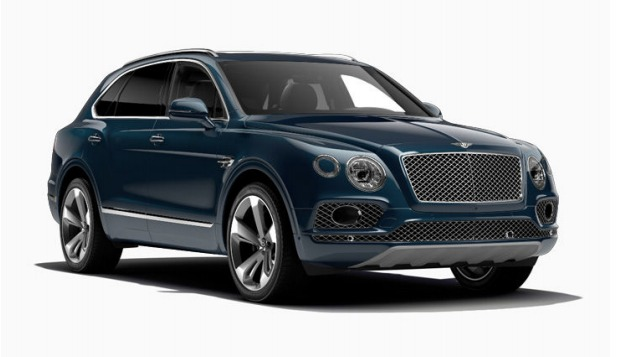 Used 2017 Bentley Bentayga  For Sale In Greenwich, CT 1213_main