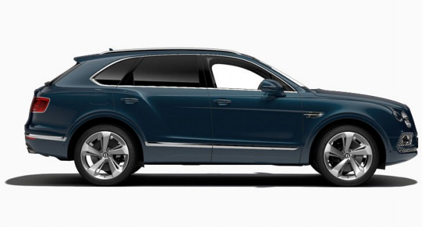 Used 2017 Bentley Bentayga  For Sale In Greenwich, CT 1213_p3
