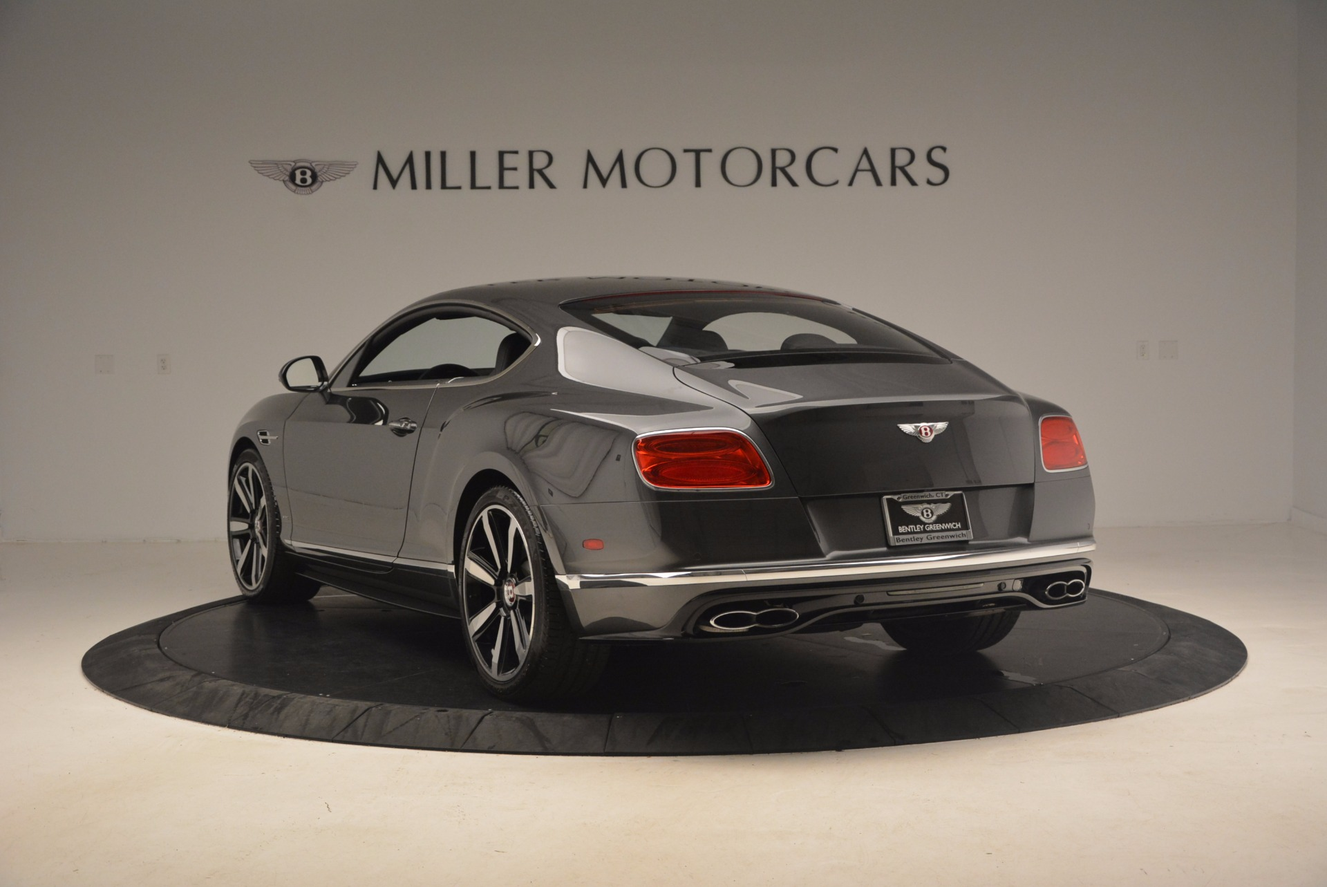 Used 2016 Bentley Continental GT V8 S For Sale In Greenwich, CT 1214_p5