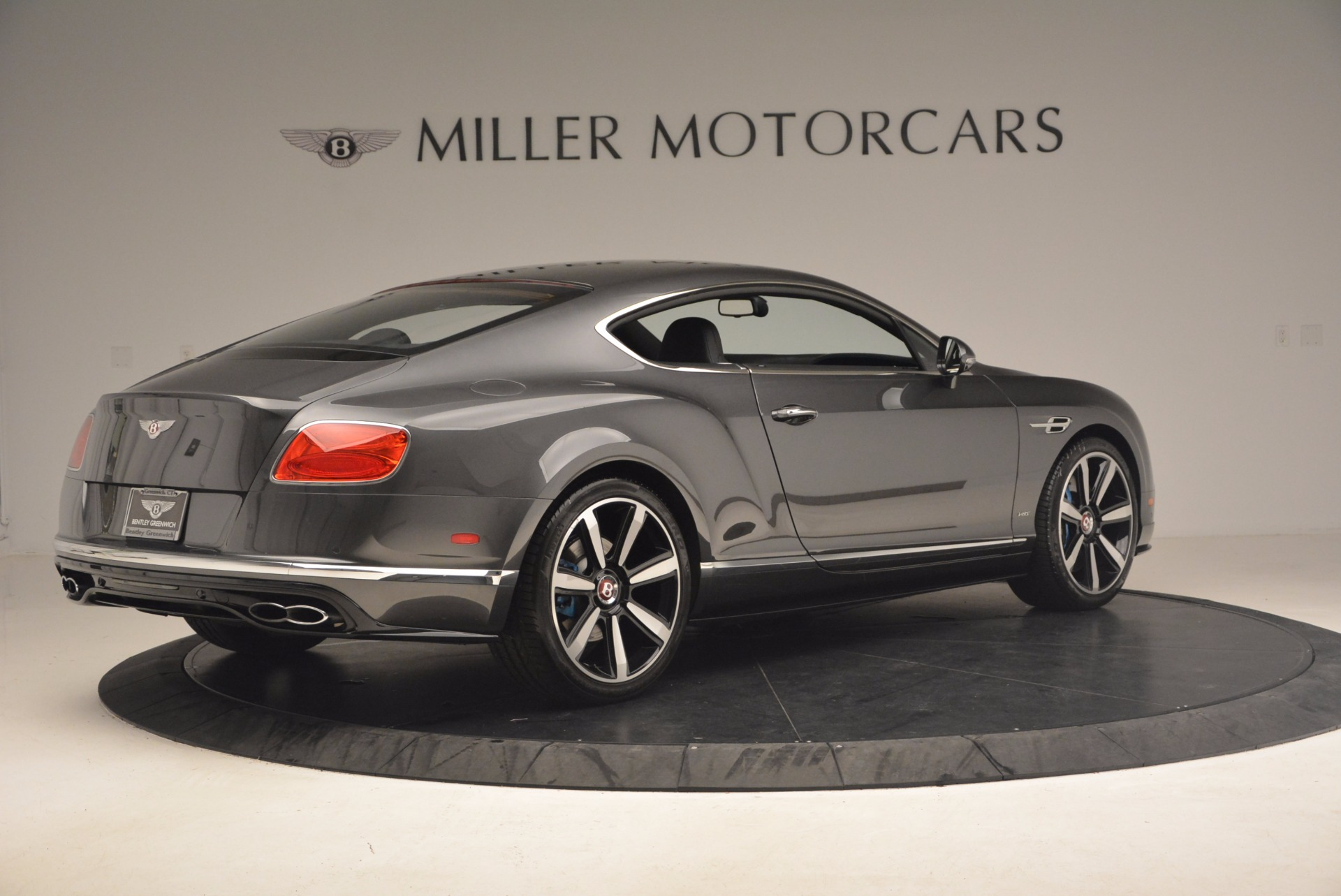 Used 2016 Bentley Continental GT V8 S For Sale In Greenwich, CT 1214_p8