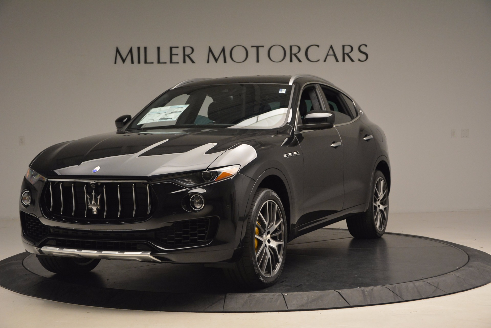 New 2017 Maserati Levante S For Sale In Greenwich, CT 1215_main