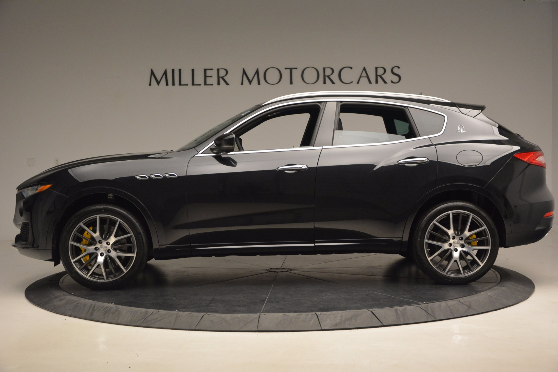 New 2017 Maserati Levante S For Sale In Greenwich, CT 1215_p3