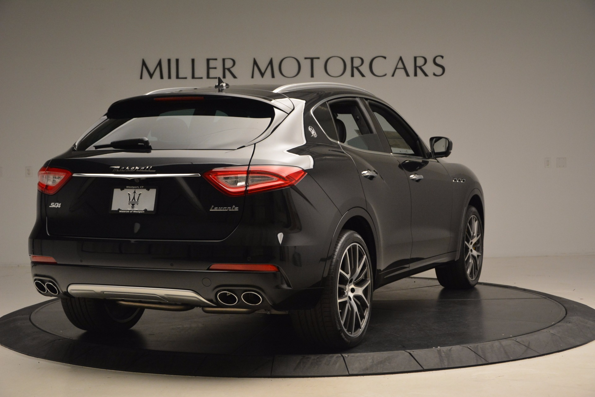 New 2017 Maserati Levante S For Sale In Greenwich, CT 1215_p7