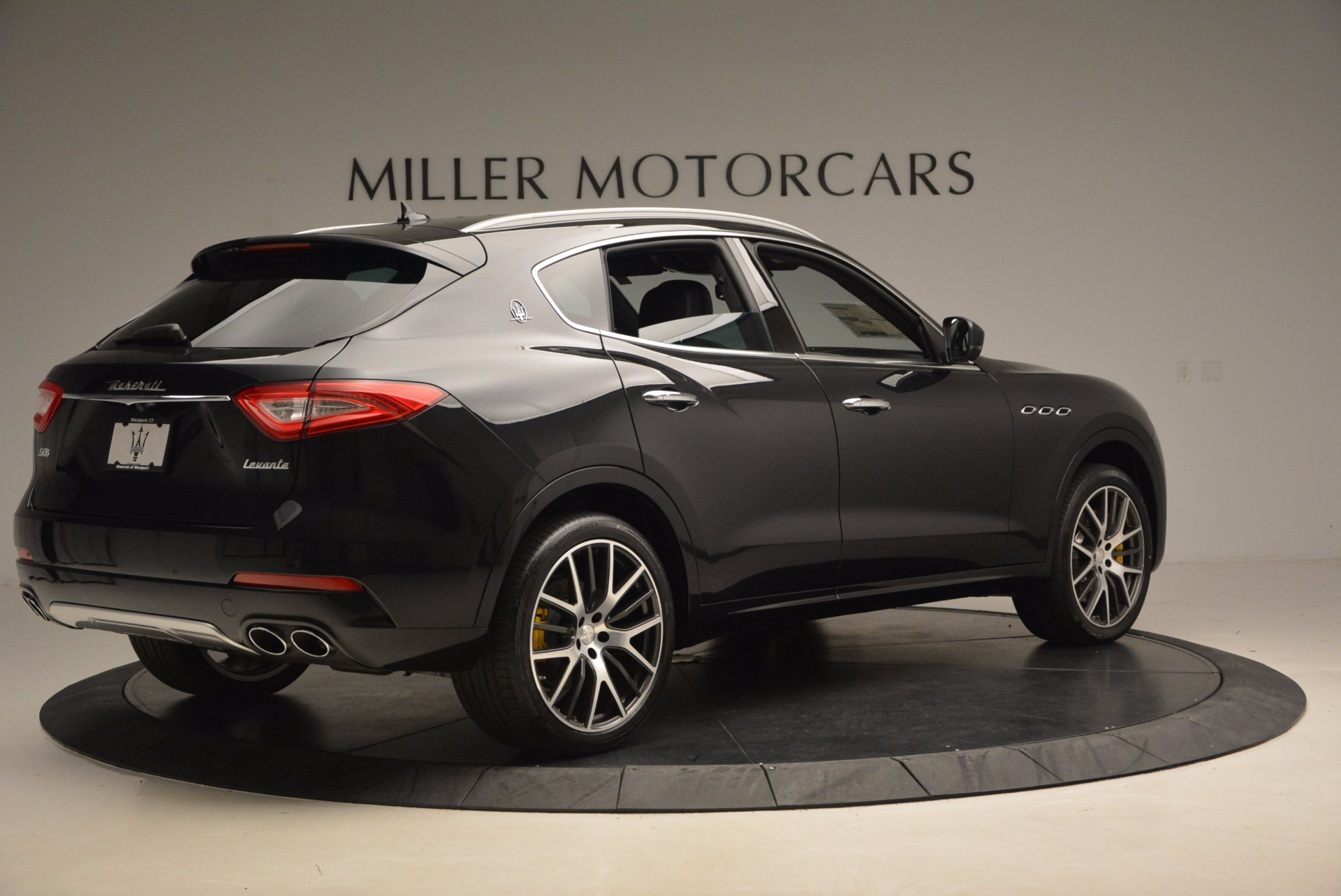 New 2017 Maserati Levante S For Sale In Greenwich, CT 1215_p8