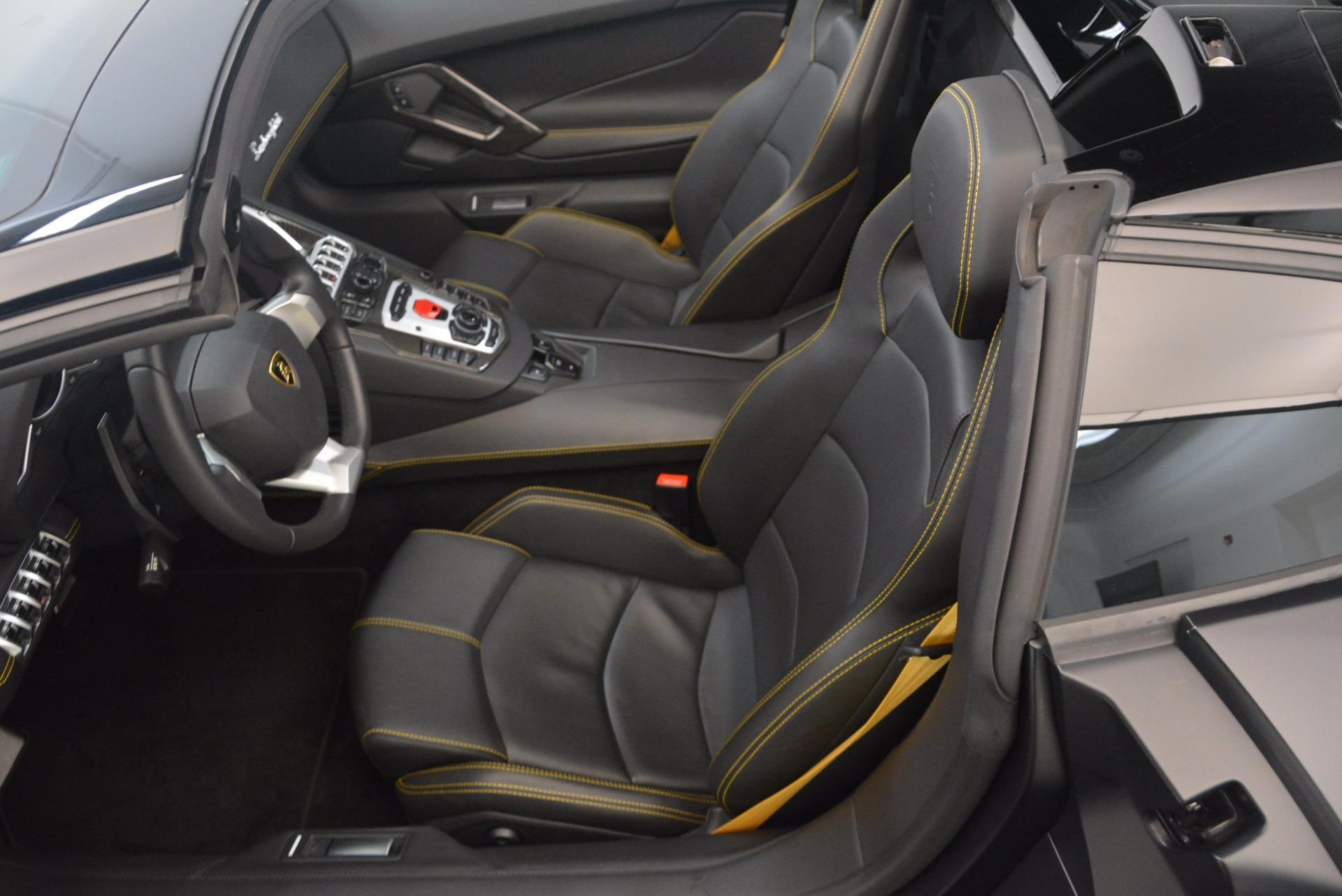 Used 2015 Lamborghini Aventador LP 700-4 For Sale In Greenwich, CT 1217_p22