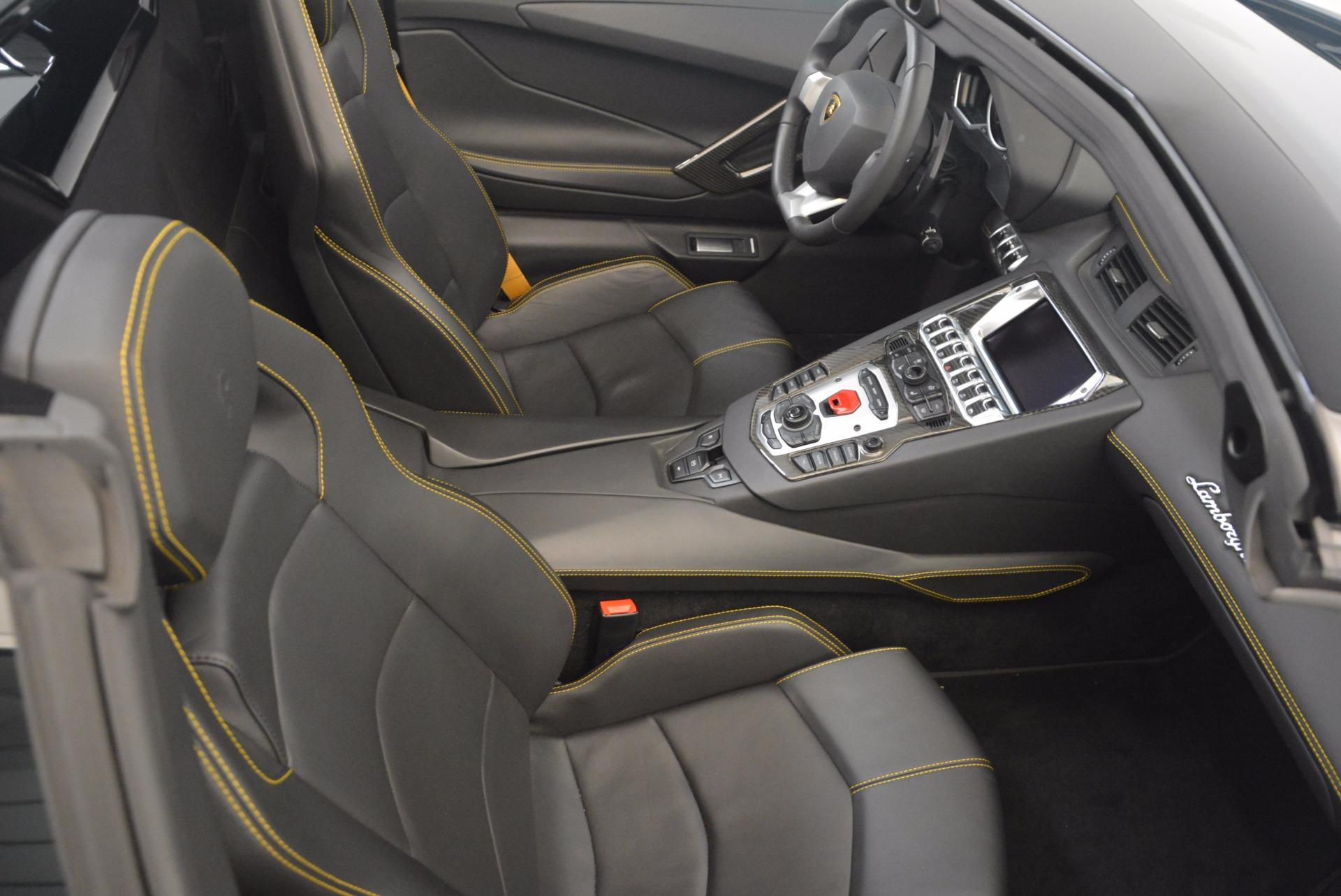 Used 2015 Lamborghini Aventador LP 700-4 For Sale In Greenwich, CT 1217_p28