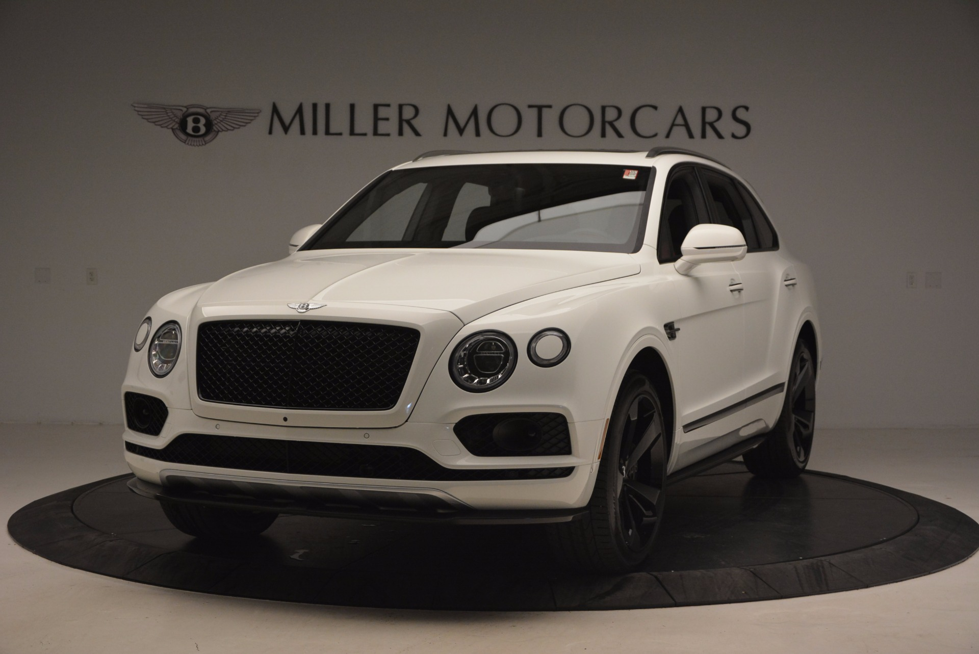 New 2018 Bentley Bentayga Black Edition For Sale In Greenwich, CT 1221_main