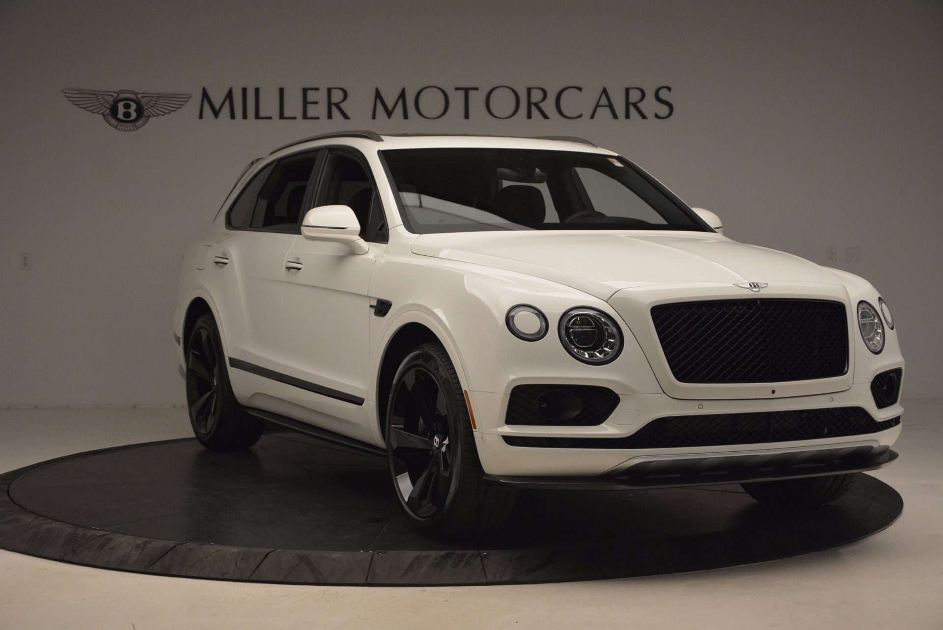 New 2018 Bentley Bentayga Black Edition For Sale In Greenwich, CT 1221_p11