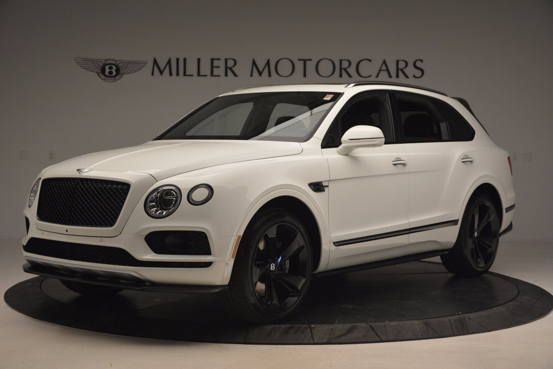 New 2018 Bentley Bentayga Black Edition For Sale In Greenwich, CT 1221_p2