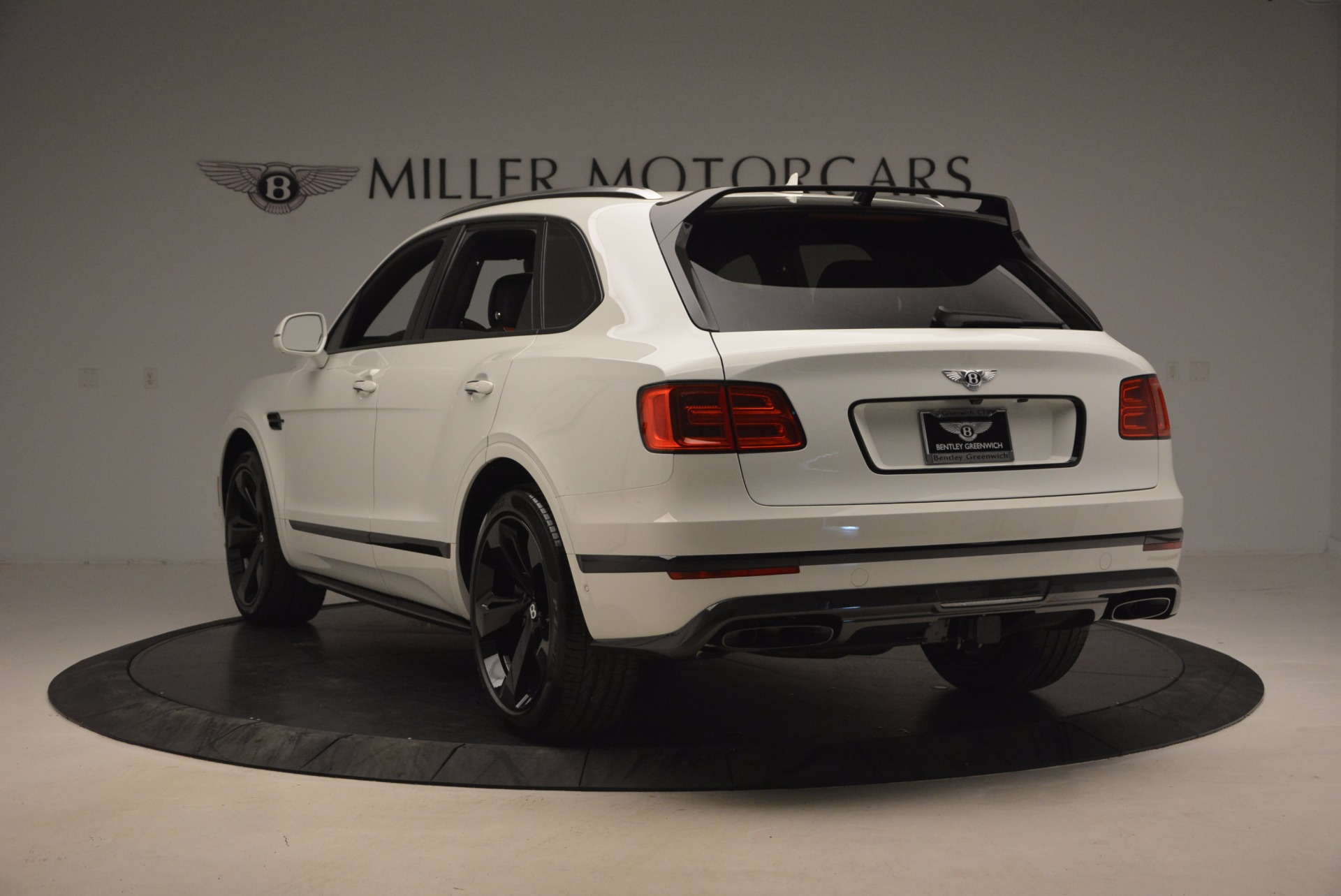 New 2018 Bentley Bentayga Black Edition For Sale In Greenwich, CT 1221_p5