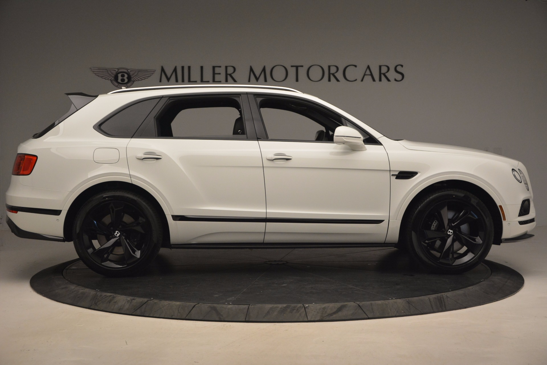 New 2018 Bentley Bentayga Black Edition For Sale In Greenwich, CT 1221_p9