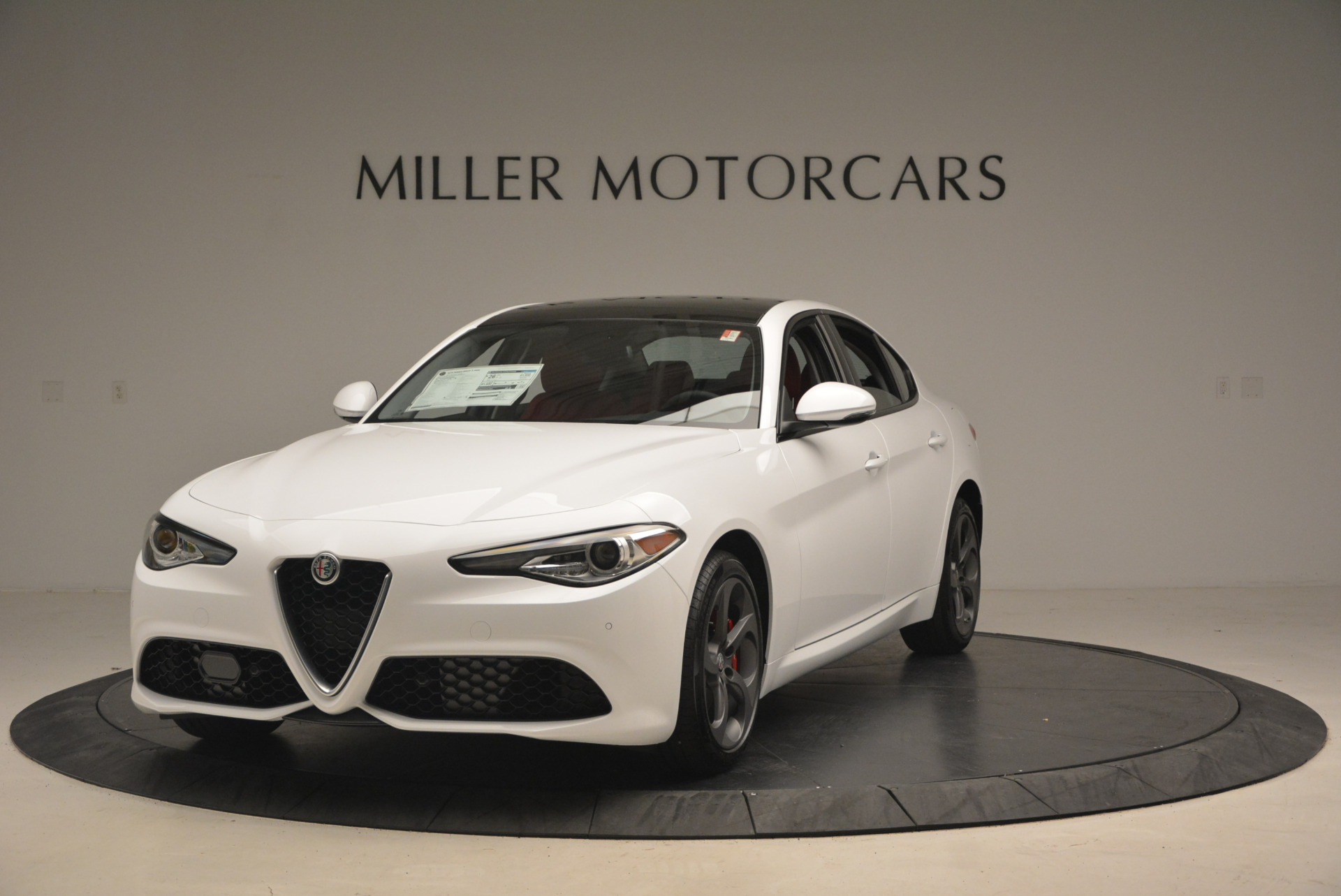 New 2017 Alfa Romeo Giulia Ti Q4 For Sale In Greenwich, CT 1227_main