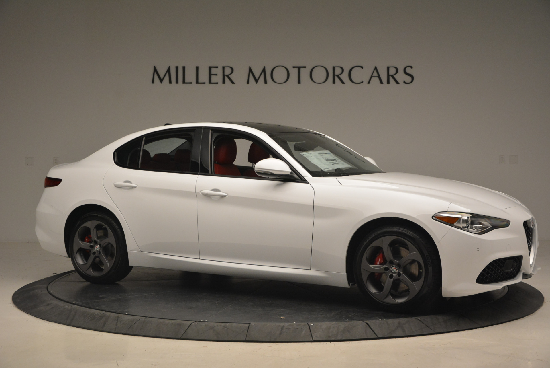 New 2017 Alfa Romeo Giulia Ti Q4 For Sale In Greenwich, CT 1227_p12