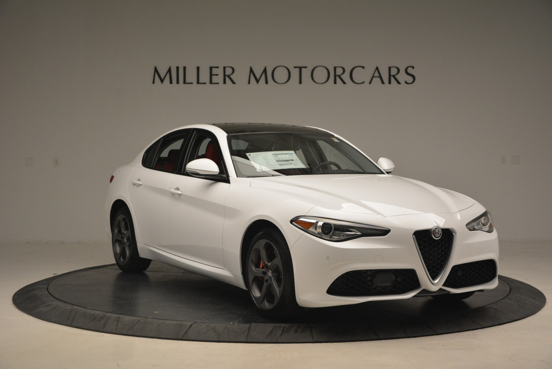 New 2017 Alfa Romeo Giulia Ti Q4 For Sale In Greenwich, CT 1227_p13