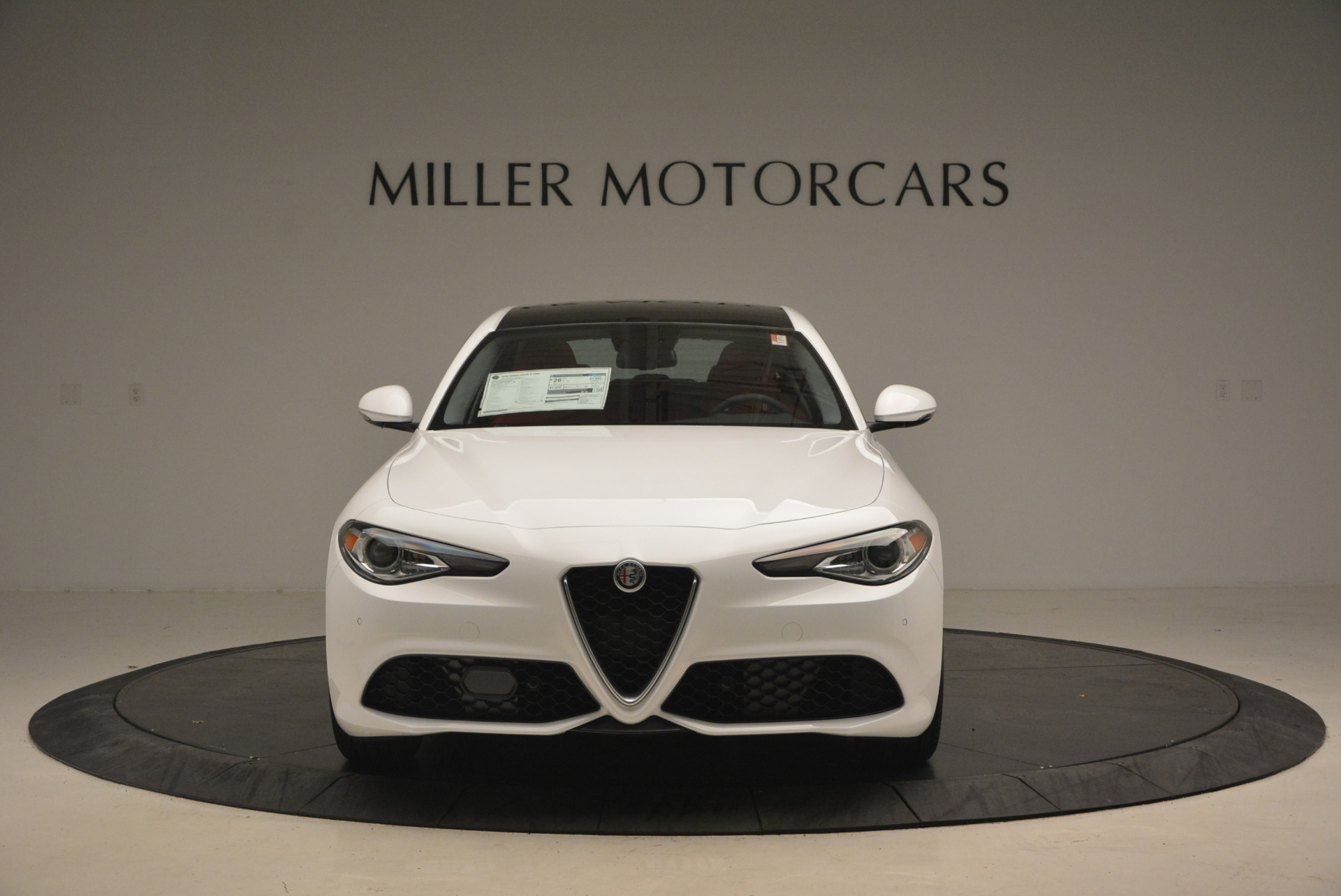 New 2017 Alfa Romeo Giulia Ti Q4 For Sale In Greenwich, CT 1227_p14