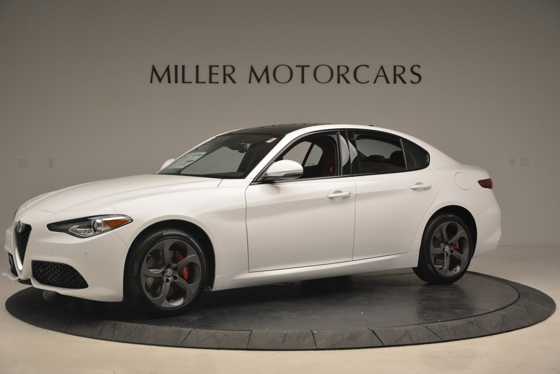 New 2017 Alfa Romeo Giulia Ti Q4 For Sale In Greenwich, CT 1227_p3