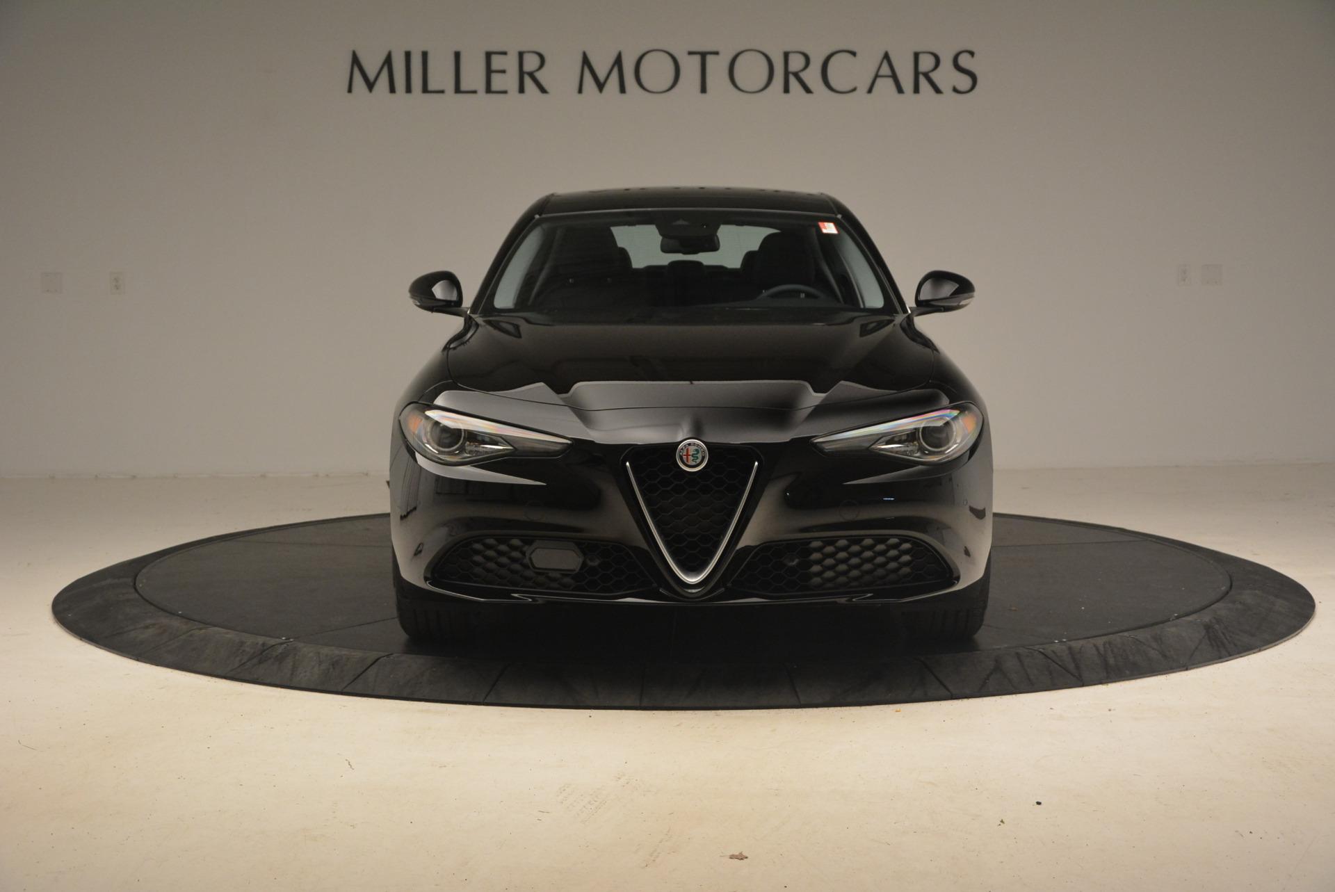 New 2017 Alfa Romeo Giulia Ti Q4 For Sale In Greenwich, CT 1233_p12