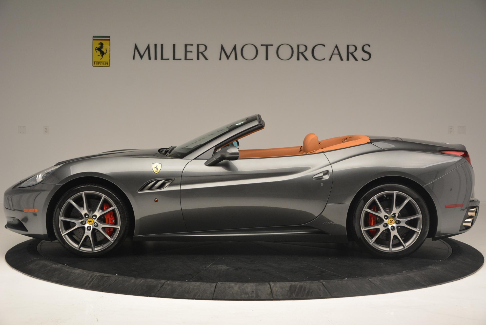 Used 2010 Ferrari California  For Sale In Greenwich, CT 124_p3
