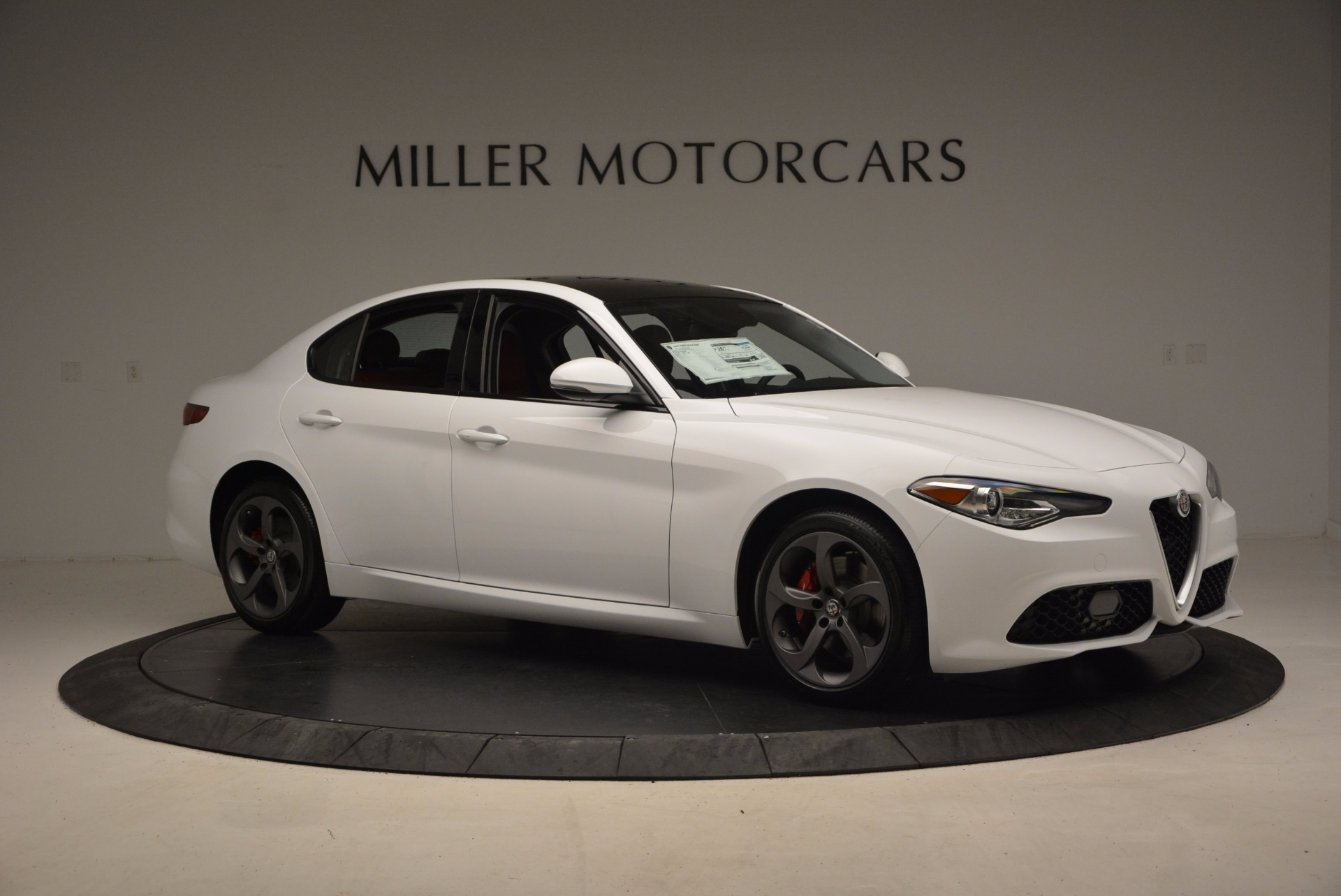 New 2017 Alfa Romeo Giulia Q4 For Sale In Greenwich, CT 1242_p12