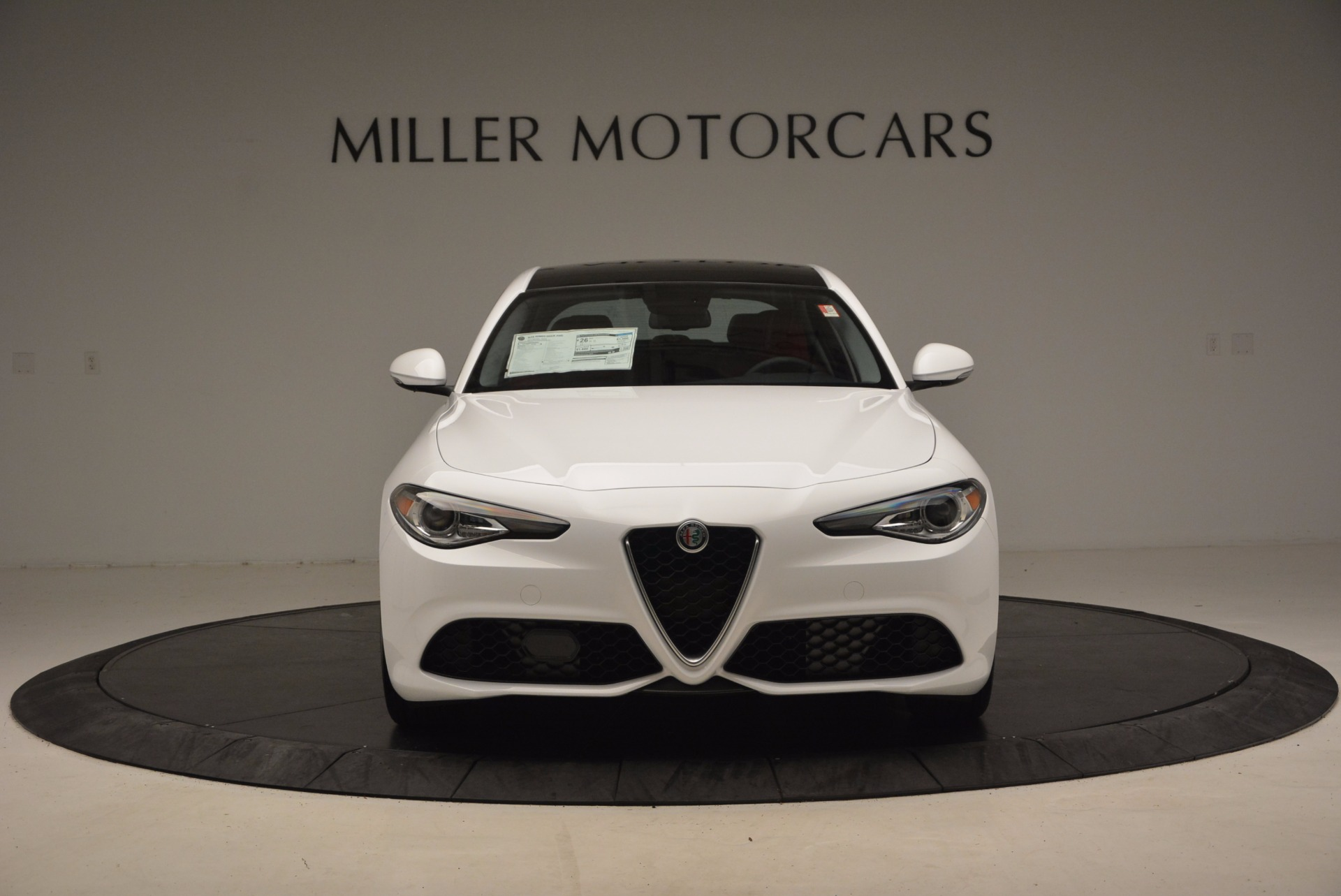 New 2017 Alfa Romeo Giulia Q4 For Sale In Greenwich, CT 1242_p14
