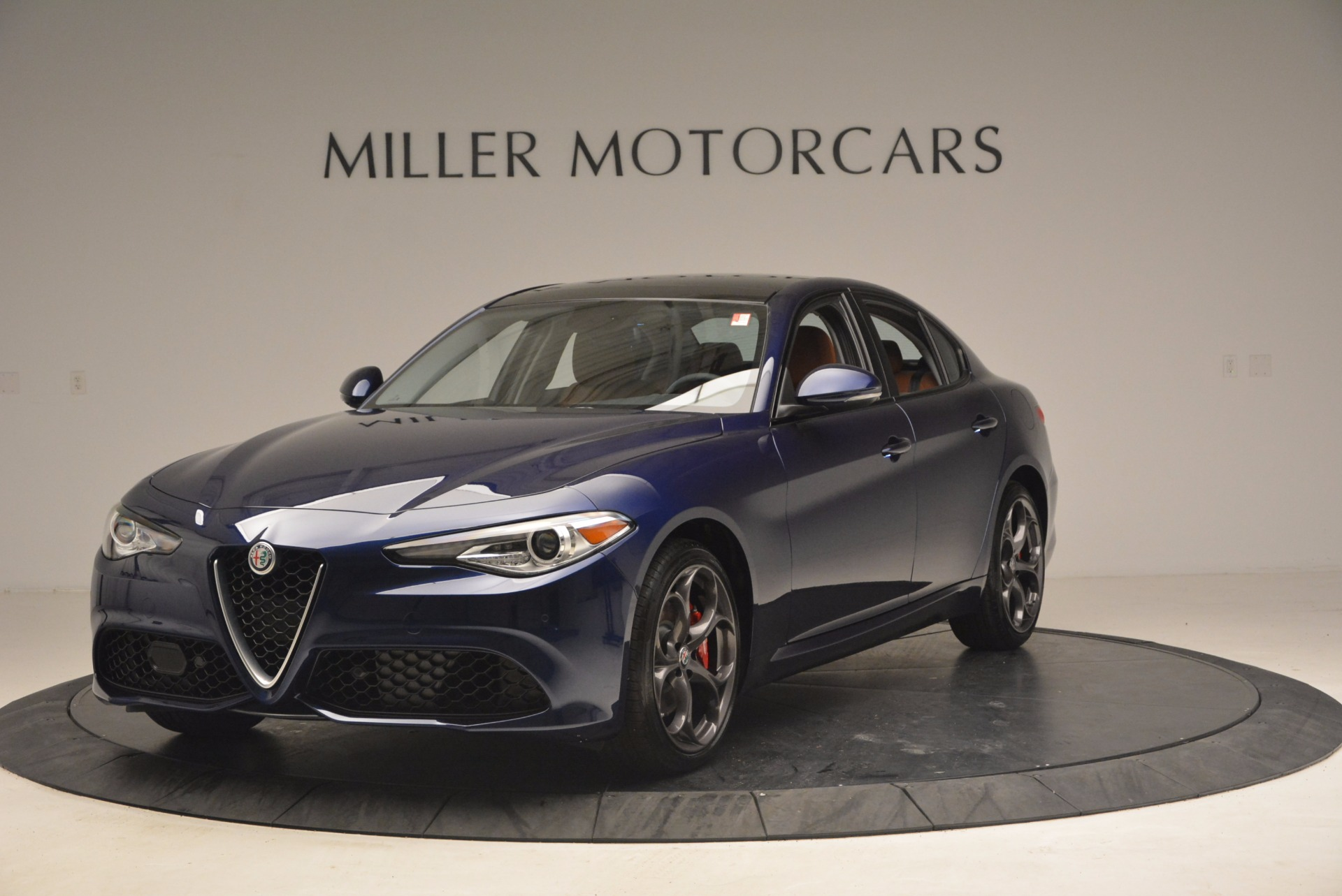 New 2017 Alfa Romeo Giulia Ti Q4 For Sale In Greenwich, CT 1243_main