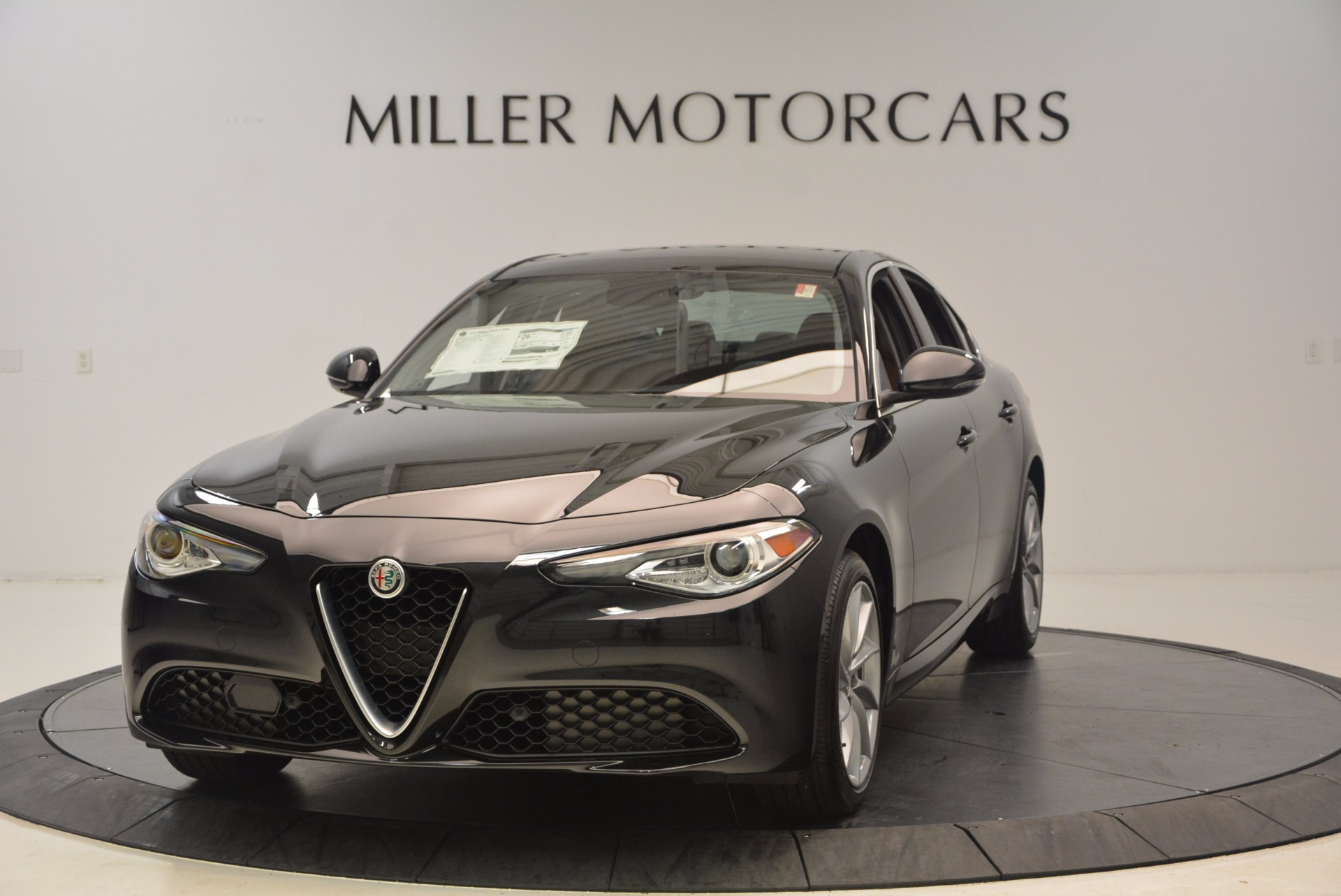 New 2017 Alfa Romeo Giulia Ti Q4 For Sale In Greenwich, CT 1244_main