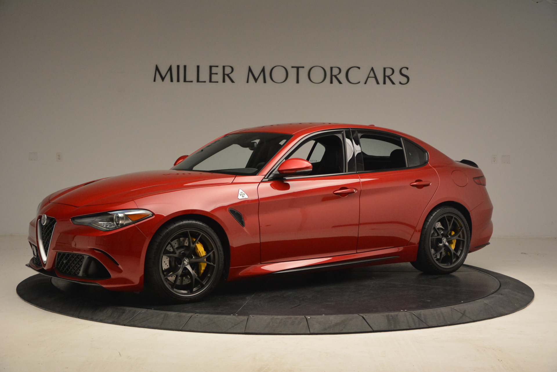 Used 2017 Alfa Romeo Giulia Quadrifoglio For Sale In Greenwich, CT 1245_p2