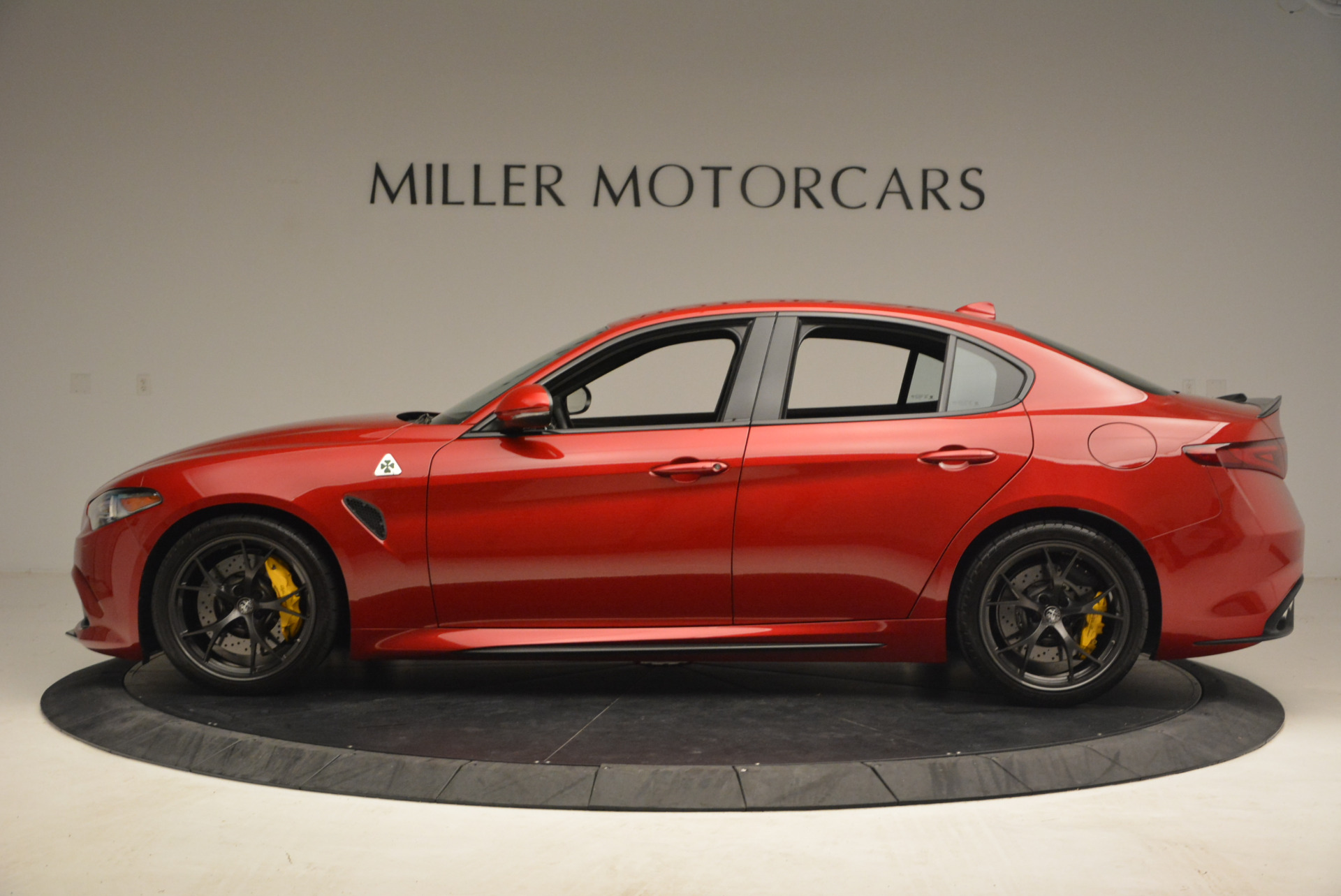 Used 2017 Alfa Romeo Giulia Quadrifoglio For Sale In Greenwich, CT 1245_p3