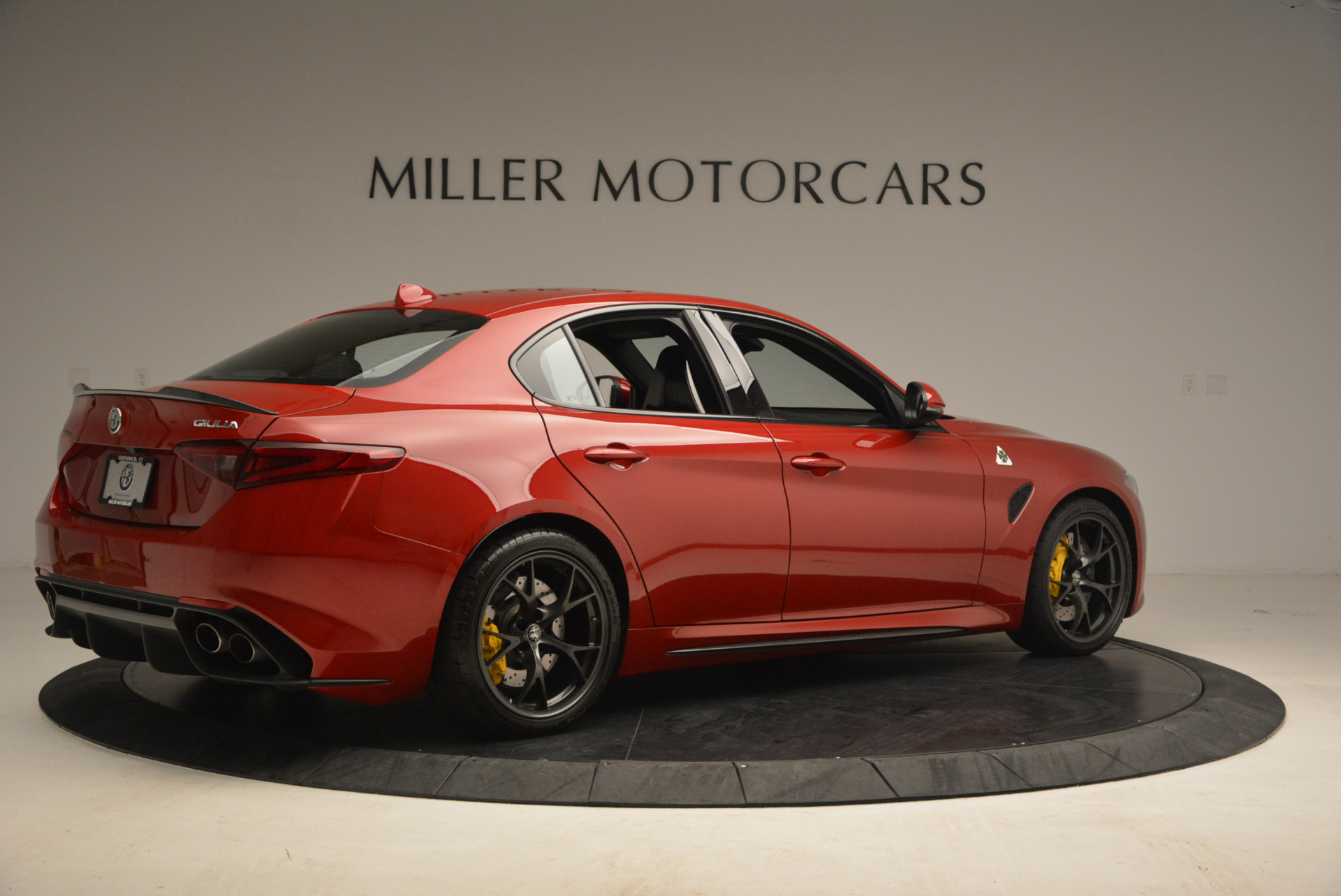 Used 2017 Alfa Romeo Giulia Quadrifoglio For Sale In Greenwich, CT 1245_p8